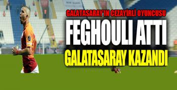 Galatasaray, Deplasmanda Geri Düştüğü Maçı Farklı Kazandı
