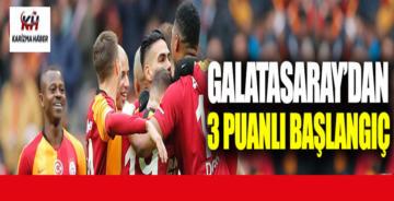 Galatasaray-Denizlispor: 2-1