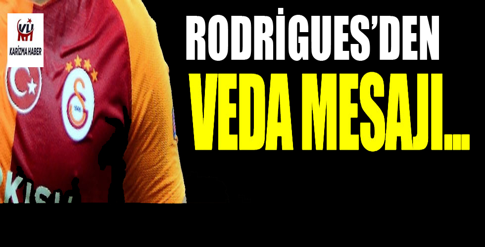 Garry Rodrigues'ten Galatasaray'a veda
