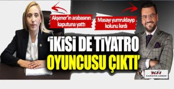 Selçuk Kılıçaslan'dan Tamer Akkal ve Tuba Vural Çokal'a tepki