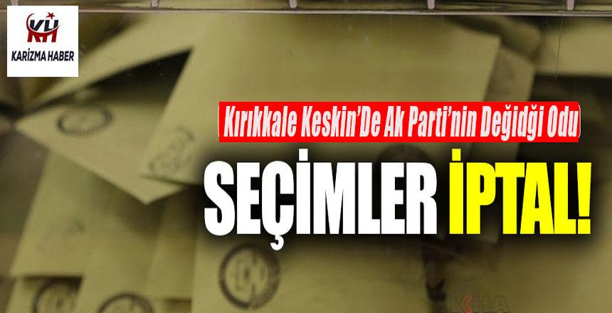 AK Parti itiraz etmişti, o ilçede seçim yenilenecek