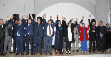 Kavak'ta Coşkulu Kadınlar Günü Kutlaması