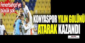 Kadıköy'de Fenerbahçe'ye büyük şok…!