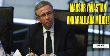 Mansur Yavaş'tan Ankaralılara fatura müjdesi