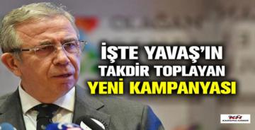 """Mansur Yavaş'tan yeni kampanya: """"Bir iftar da benden"""""""