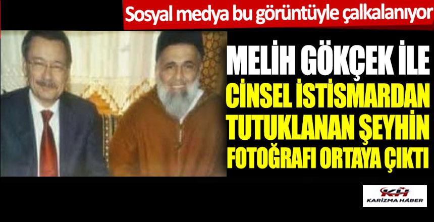 Melih Gökçek ile Fatih Nurullah'ın fotoğrafı ortaya çıktı: