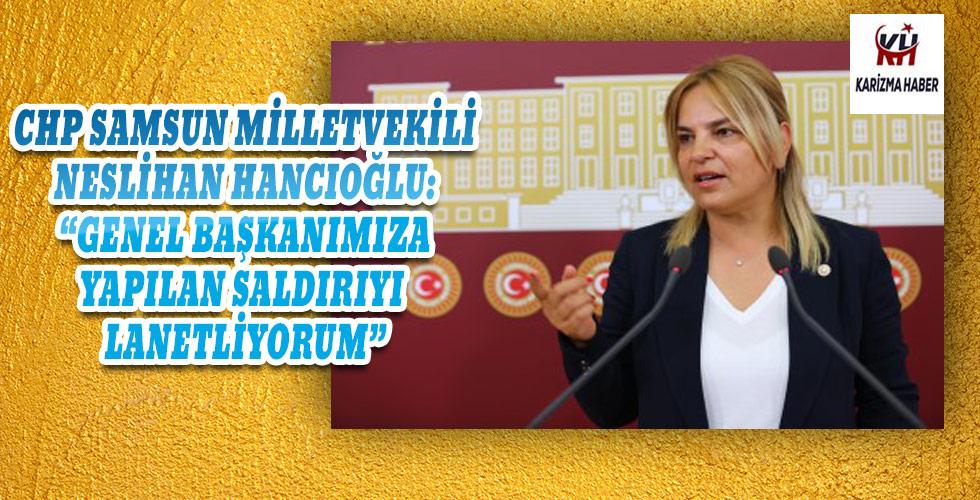 """Hancıoğlu: """"Milletimizi birbirine düşürmeye çalışanlara asla geçit vermeyeceğiz!"""""""