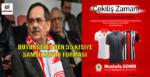 Büyükşehir Belediyesi'nden 55 kişiye Samsunspor forması