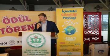 Ünye, Akkuş, Çaybaşı ve İkizce Yarışmacıları Ödüllerini Aldı.