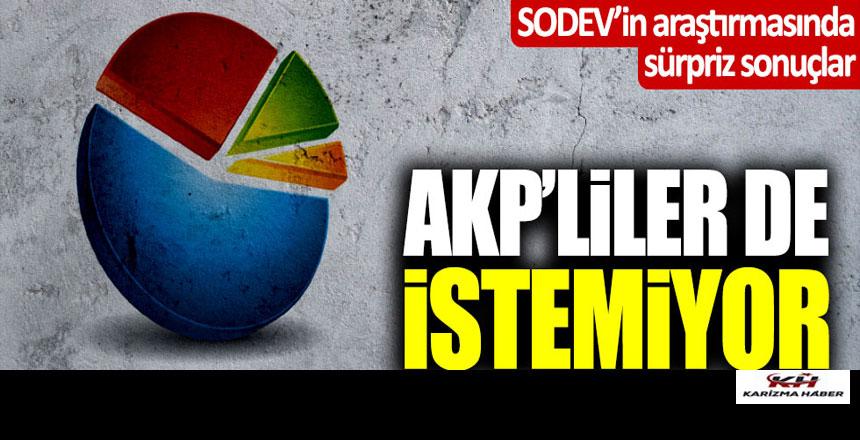 SODEV'in anket sonuçlarında AK Parti'ye kötü haber!