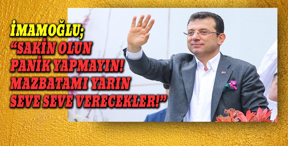 Türkiye gazetesi, İmamoğlu'nun mazbatayı alacağı günü duyurdu!