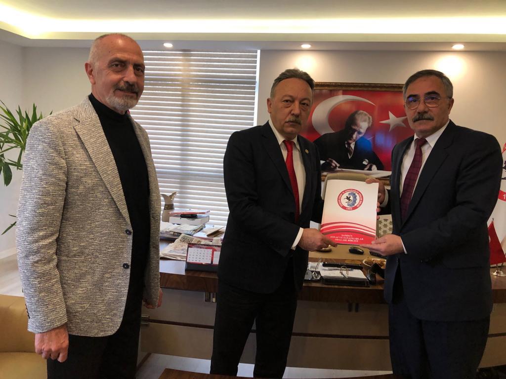 CHP İZMİR MİLLETVEKİLİ SAMSUN'DA ÇEŞİTLİ ZİYARETLEDE BULUNDU
