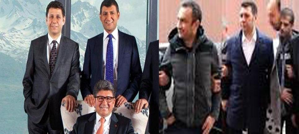 Boydaklarda Son Durum; Hacı Boydak ve Memduh Boydak tutuklandı