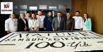 Vali Kaymak.100.Yıl Etkinlikleri Kapsamında Tatlı Festivalinin Açılışını Yaptı