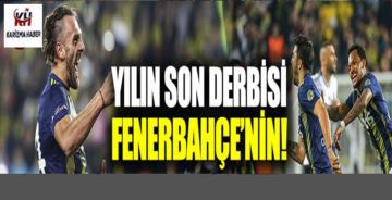 Fenerbahçe-Beşiktaş: 3-1