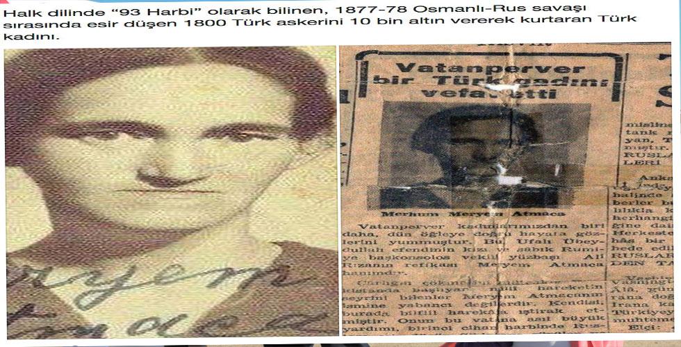 Картинки по запросу Meryem Atmaça Kimdir ?