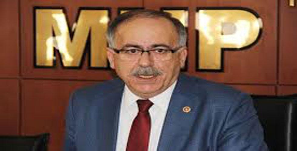 MHP Genel Başkan Yardımcısı Mustafa Kalaycı'nın 3 Aralık Dünya Engelliler Günü Mesajı